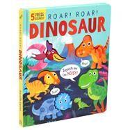 Roar! Roar! Dinosaur by Lucas, Gareth, 9781684127092