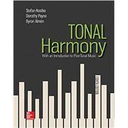 Tonal Harmony,Kostka, Stefan; Payne,...,9781259447099