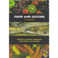 Food and Culture : A Reader,Counihan, Carole,9780415917100