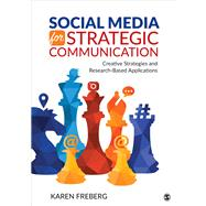 Social Media for Strategic...,Freberg, Karen,9781506387109