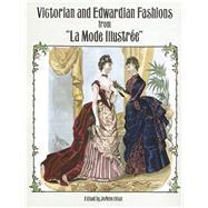 Victorian and Edwardian...,Olian, JoAnne,9780486297118
