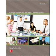 College English and Business Communication by Camp, Sue; Satterwhite, Marilyn, 9780073397122