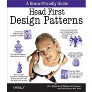 Head First Design Patterns by Freeman, Eric, 9780596007126