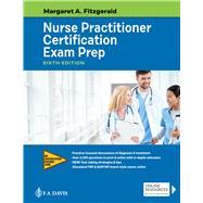 Nurse Practitioner...,Fitzgerald, Margaret A.,9780803677128