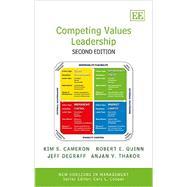 Competing Values Leadership,Cameron, Kim S.; Quinn,...,9781783477128