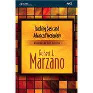 Teaching Basic and Advanced...,MARZANO,9781424067138
