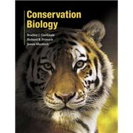 Conservation Biology,Cardinale, Bradley; Primack,...,9781605357140