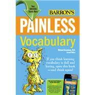 Painless Vocabulary,Greenberg, Michael; Hohn,...,9780764147142