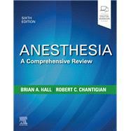 Anesthesia,Hall, Brian A., M.D.;...,9780323567190