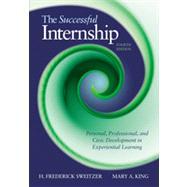 The Successful Internship,Sweitzer, H. Frederick; King,...,9781285077192