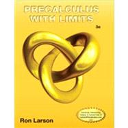 Precalculus with Limits,Larson, Ron,9781133947202