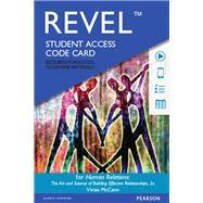 REVEL for Human Relations The...,McCann, Vivian,9780134417226