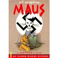 Maus I,Spiegelman, Art,9780394747231