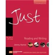 Just Reading & Writing Int Ame by Harmer, 9780462007243