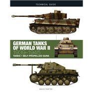 German Tanks of World War II,Porter, David,9781782747260