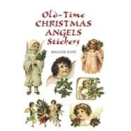 Old-Time Christmas Angels...,Kate, Maggie,9780486297262