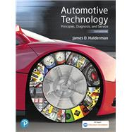 Automotive Technology...,Halderman, James D.,9780135257272