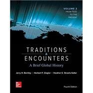 Traditions & Encounters: A...,Bentley, Jerry; Ziegler,...,9781259277283