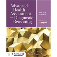 Advanced Health Assessment  &  Diagnostic Reasoning: Featuring Kognito Simulations Featuring Simulations Powered by Kognito by Rhoads, Jacqueline; Petersen, Sandra Wiggins, 9781284217292