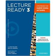 Lecture Ready Student Book 3,...,OXFORD,9780194417297