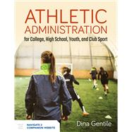 Athletic Administration for...,Gentile, Dina,9781284107302
