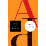 City of Glass,Auster, Paul (Author),9780140097313