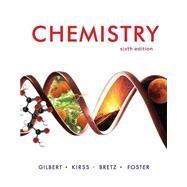 Chemistry (Sixth Edition)...,Gilbert, Thomas R.; Kirss,...,9780393697315