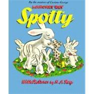 Spotty,Rey, Margret,9780395837320