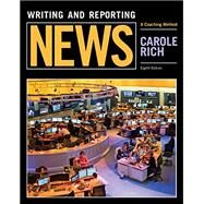 Writing and Reporting News,Rich,9781305077331