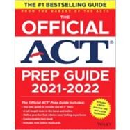The Official ACT Prep Guide...,ACT,9781119787341