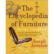 The Encyclopedia of Furniture,ARONSON, JOSEPH,9780517037355