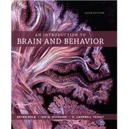 An Introduction to Brain and...,Kolb, Bryan; Whishaw, Ian Q.;...,9781319107376