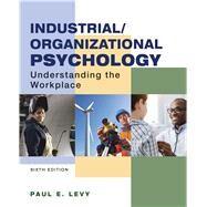 Industrial / Organizational...,Levy, Paul,9781319107390