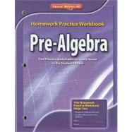 Pre-Algebra, Homework...,McGraw-Hill Education,9780078907401