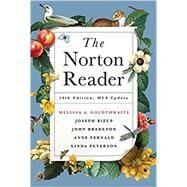 NORTON READER-MLA UPDATED,Norton,9780393617405