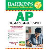 Barron's Ap Human Geography,Marsh, Meredith, Ph.D.;...,9781438007410