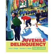 Juvenile Delinquency,Siegel/Welsh,9781305577411