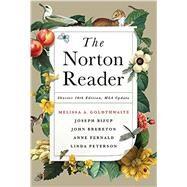 The Norton Reader with 2016...,Melissa Goldthwaite (Editor),...,9780393617412
