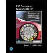 Ase Correlated Task Sheets...,Halderman, James D.,9780135257418
