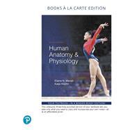 Human Anatomy & Physiology,...,Marieb, Elaine N.; Hoehn,...,9780134807423