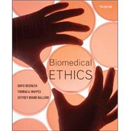 Biomedical Ethics,DeGrazia, David; Mappes,...,9780073407456