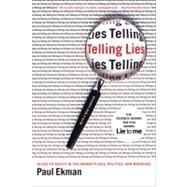 Telling Lies: Clues to Deceit...,Ekman, Paul,9780393337457