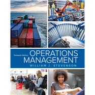 Operations Management,Stevenson, William J,9781259667473