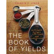 The Book of Yields: Accuracy...,Lynch, Francis T.,9780470197493