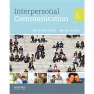 Interpersonal Communication,Trenholm, Sarah; Jensen,...,9780199827503