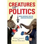 Creatures of Politics by Lempert, Michael; Silverstein, Michael, 9780253007520