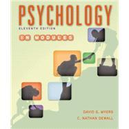 Psychology in Modules,Myers, David G.; DeWall, C....,9781464167522