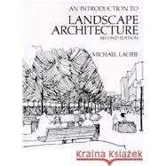 Introductory Landscape...,Laurie,9780135007525