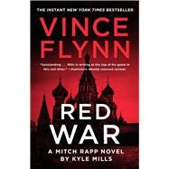 Red War by Flynn, Vince; Mills, Kyle, 9781982147532