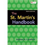 The St. Martin's Handbook,Lunsford, Andrea A.,9781319107536